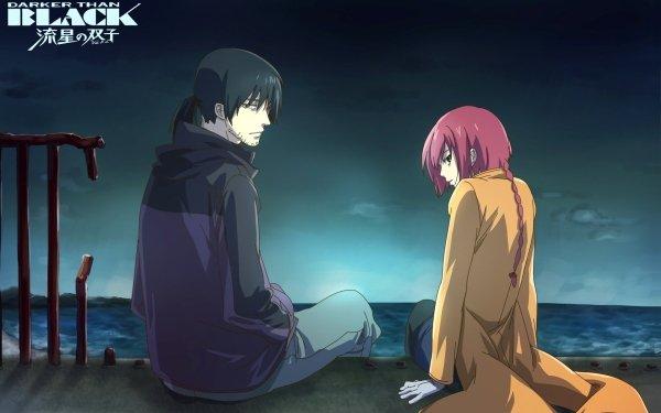 Anime Darker Than Black Hei Suou Pavlichenko HD Wallpaper   Background Image