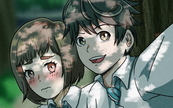 Anime Maidens of the Savage Season Izumi Norimoto Kazusa Onodera HD Wallpaper | Background Image