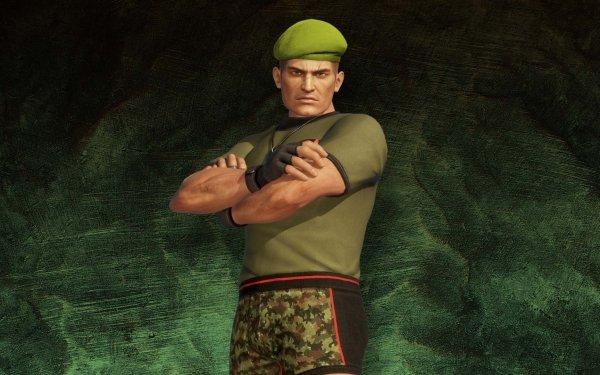 Video Game Dead or Alive 6 Bayman HD Wallpaper | Background Image