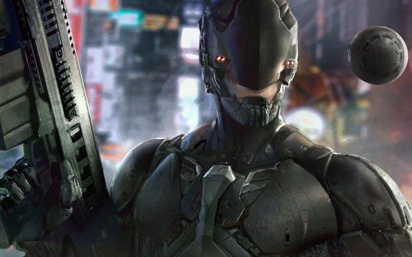 Sci Fi Cyborg HD Wallpaper   Background Image