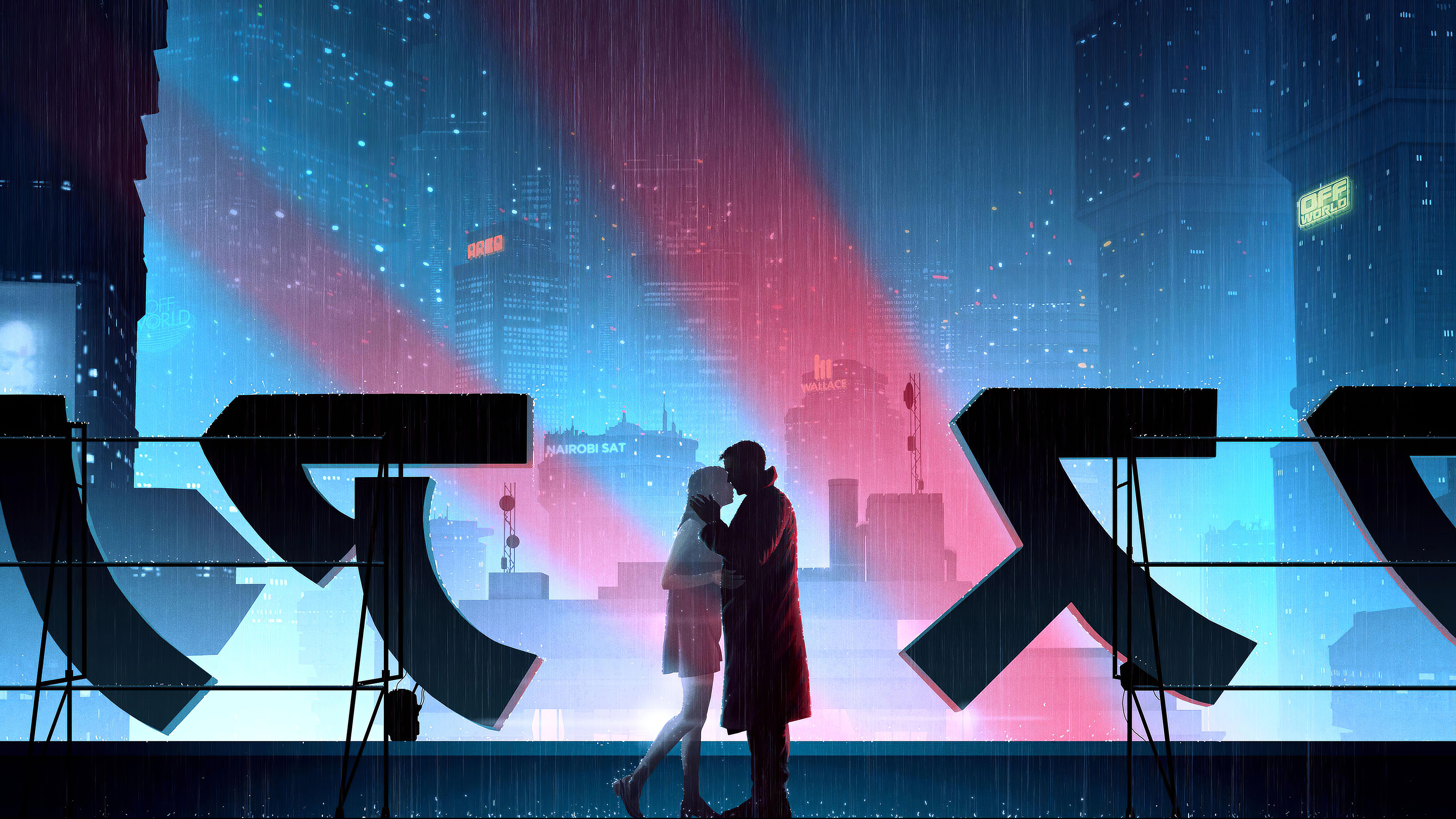 Blade Runner 2049 4k Ultra Fondo de pantalla HD   Fondo de ...