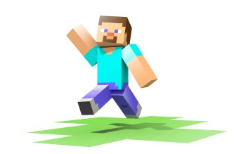 2 4k Ultra Hd Steve Minecraft Wallpapers Background Images Wallpaper Abyss