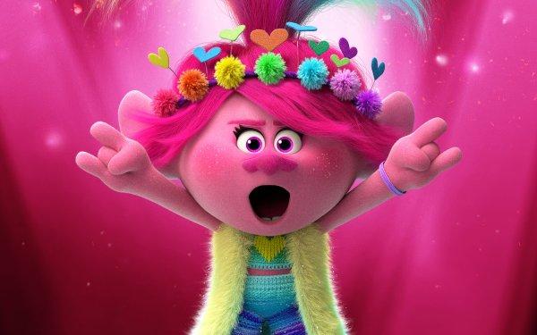 Movie Trolls World Tour Poppy HD Wallpaper | Background Image