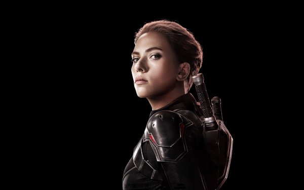 Movie Black Widow Scarlett Johansson American Actress Natasha Romanoff HD Wallpaper | Background Image