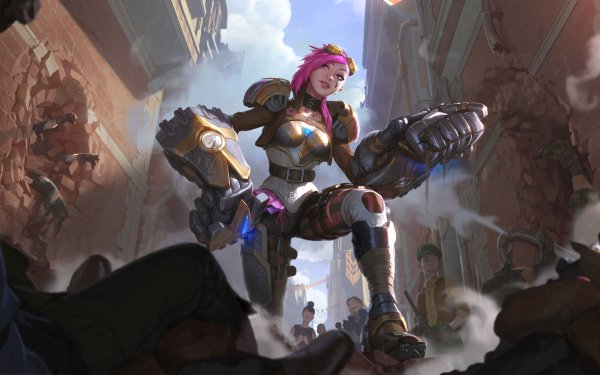 Video Game Legends of Runeterra VI HD Wallpaper | Background Image