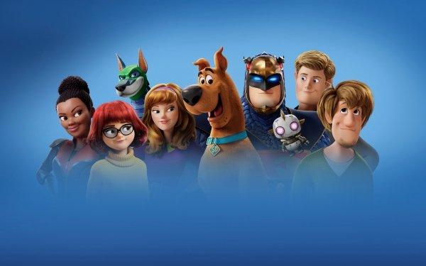 Movie Scoob! Scooby-Doo Shaggy Rogers Daphne Blake Velma Dinkley Fred Jones HD Wallpaper | Background Image