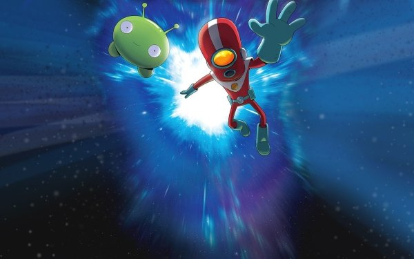 TV Show Final Space Gary Goodspeed Mooncake Space Alien HD Wallpaper   Background Image