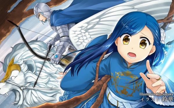 Anime Ascendance of a Bookworm Ferdinand Myne HD Wallpaper | Background Image