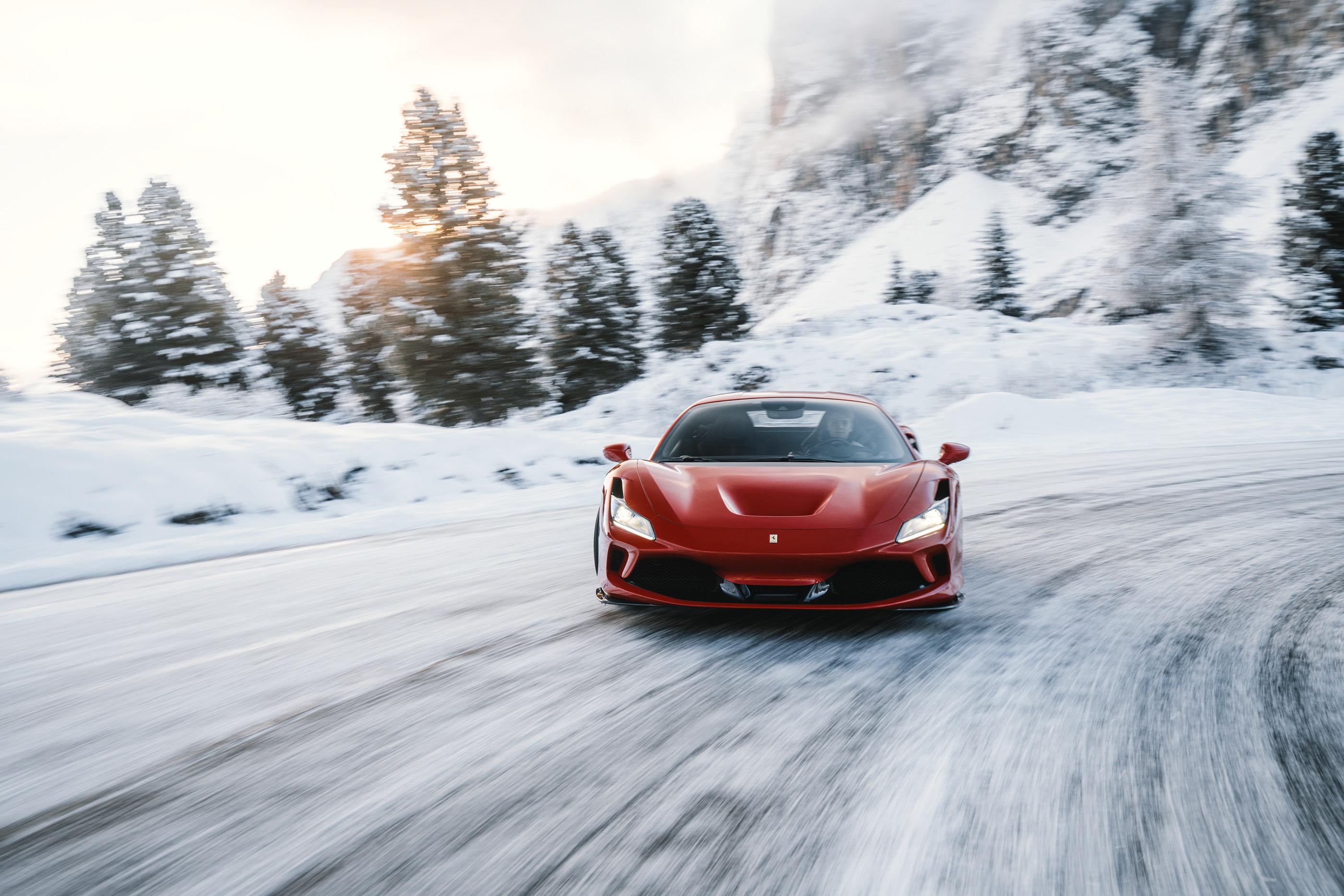 Ferrari F8 Tributo Hd Wallpaper Background Image 2800x1867 Id 1090614 Wallpaper Abyss
