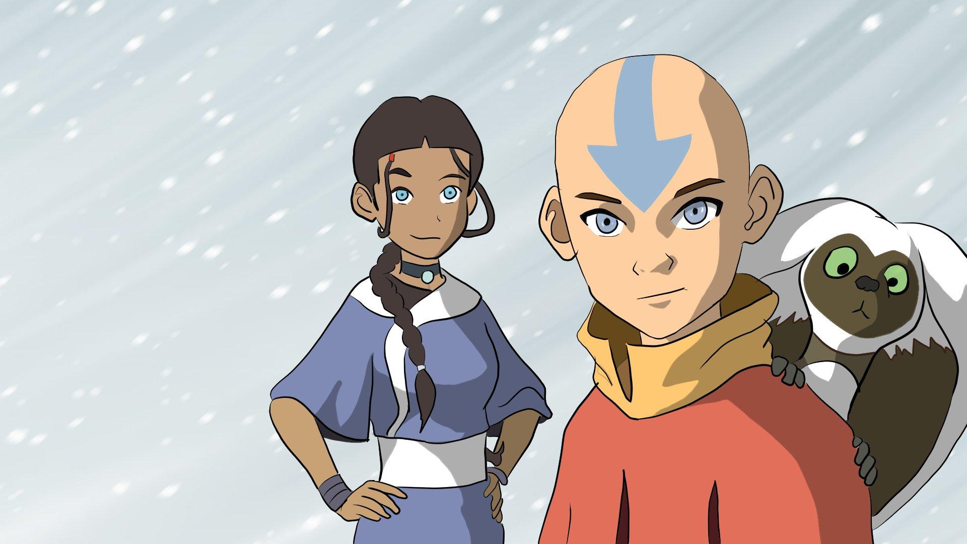 Avatar Tecknad