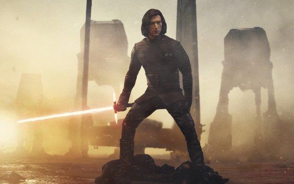 Man Made Toy Star Wars: The Last Jedi Kylo Ren Lightsaber Figurine HD Wallpaper | Background Image