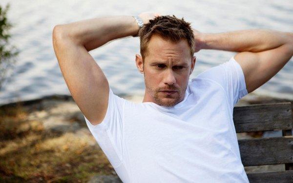 Celebrity Alexander Skarsgard Actors Sweden Actor HD Wallpaper | Background Image