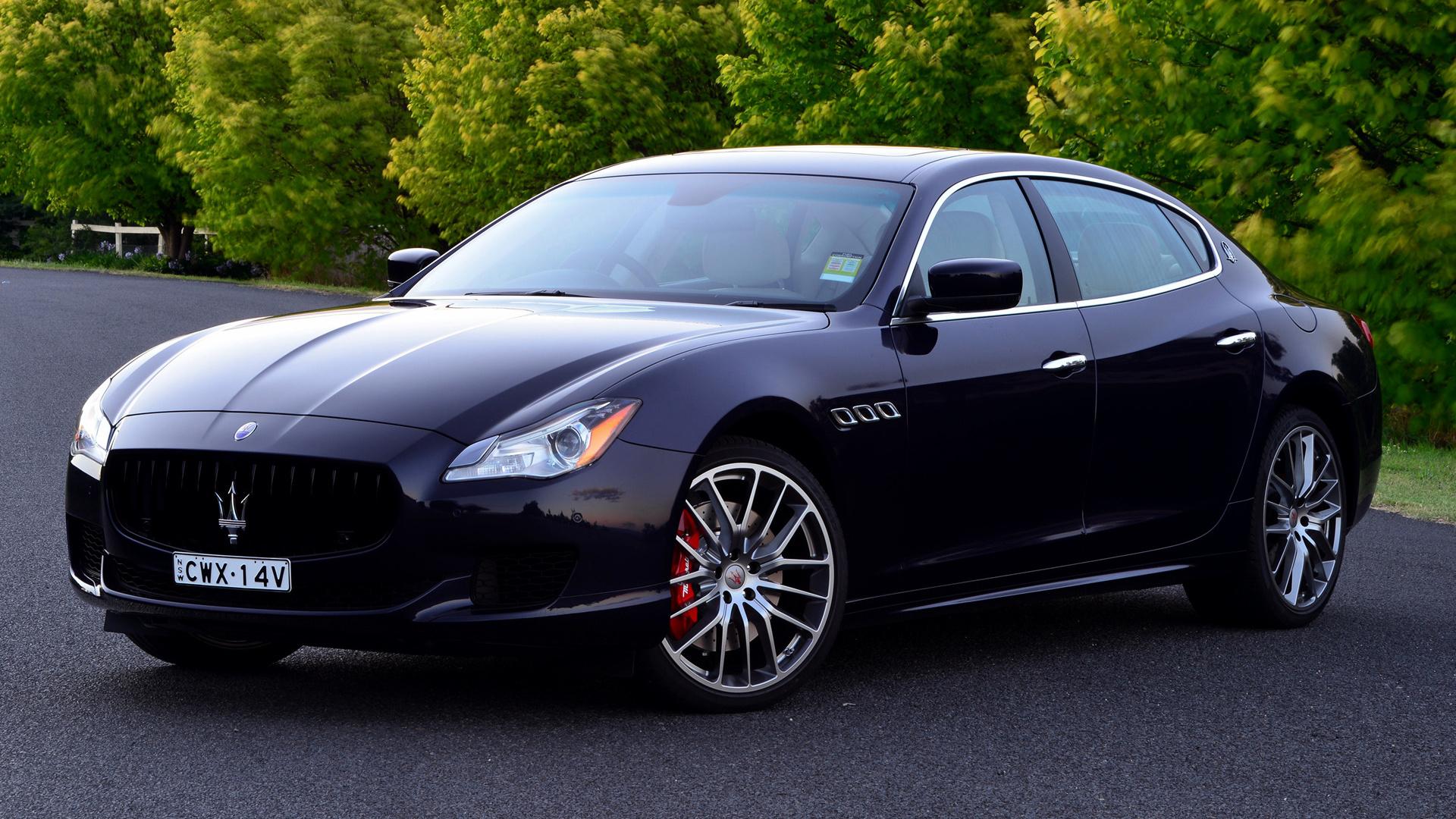 2014 Maserati Quattroporte GTS HD Wallpaper   Background ...