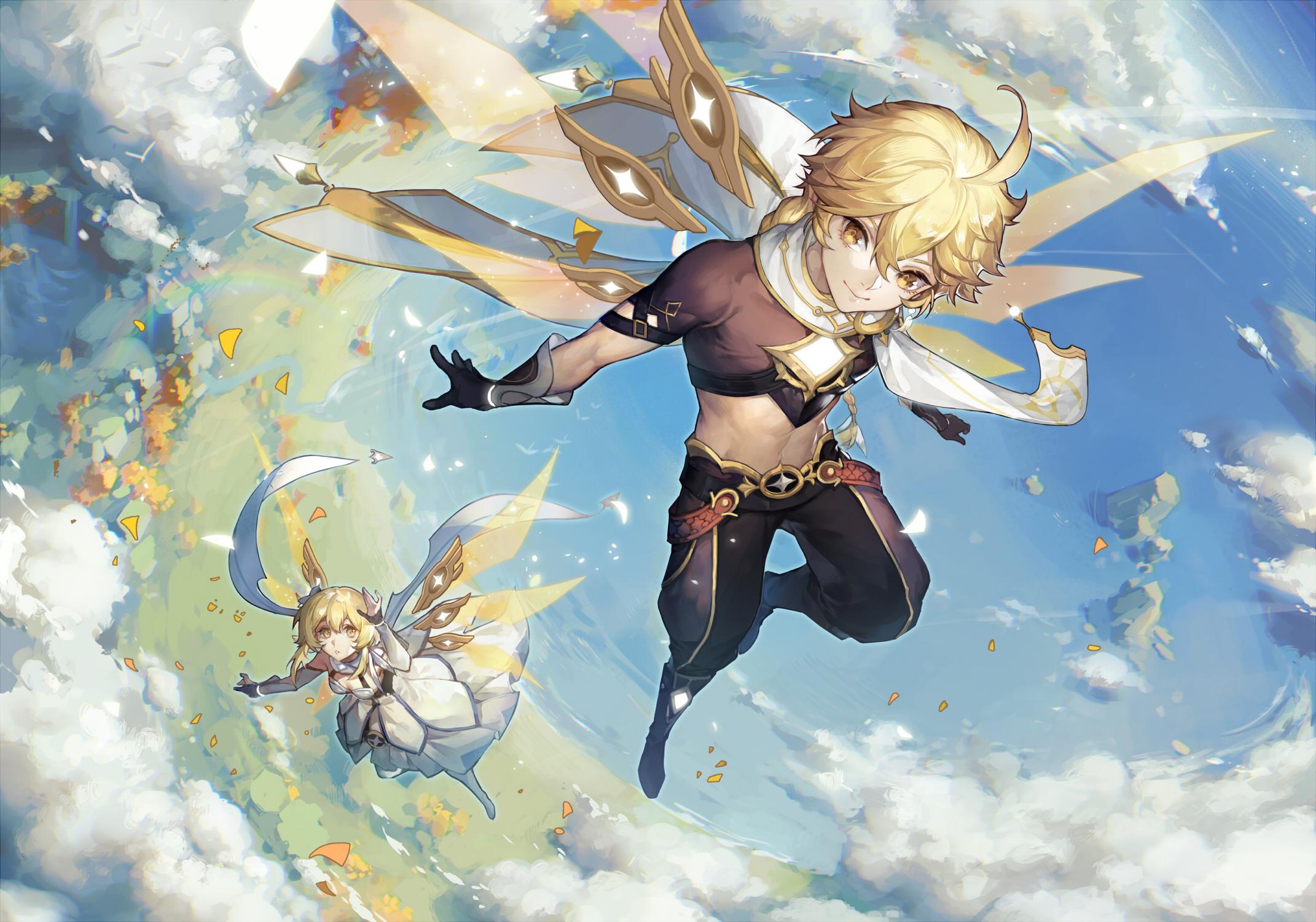 Genshin Impact Hd Wallpaper Background Image 2142x1500 Id 1109239 Wallpaper Abyss
