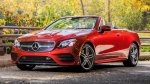 Preview E 400 4Matic Cabriolet AMG Styling