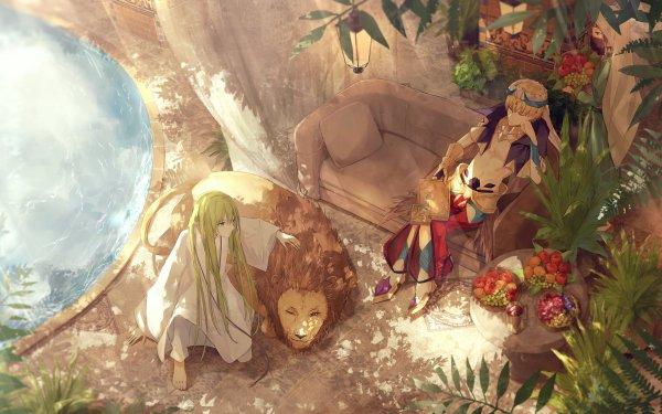 Anime Fate/Grand Order Fate Series Gilgamesh Kingu Fate HD Wallpaper   Background Image