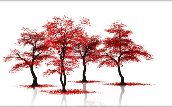 Artistic Tree HD Wallpaper | Background Image