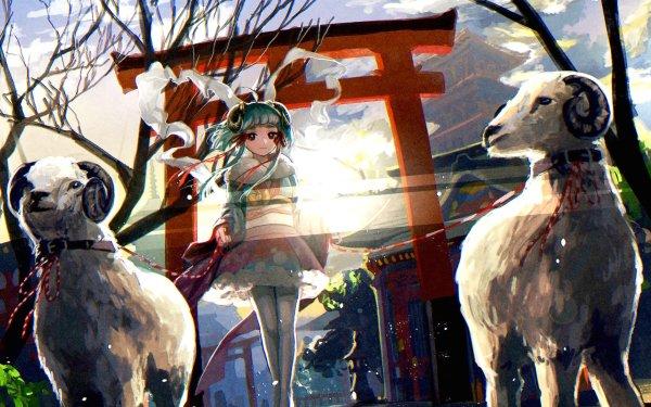 Anime Girl HD Wallpaper | Background Image