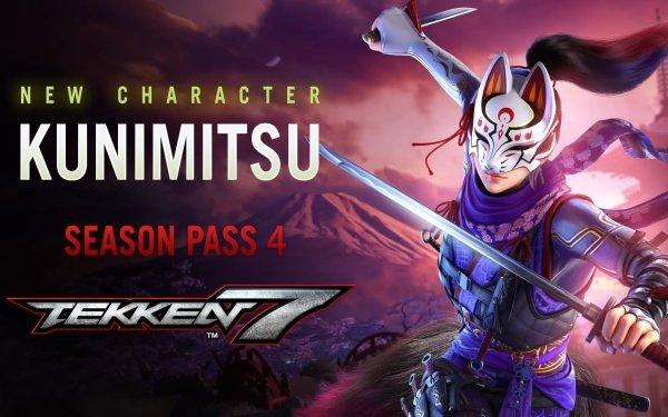 Video Game Tekken 7: Fated Retribution Tekken Kunimitsu HD Wallpaper | Background Image