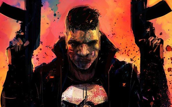 Comics Punisher Frank Castle Marvel Comics HD Wallpaper   Background Image