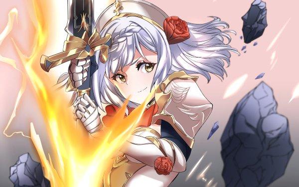 Video Game Genshin Impact Noelle HD Wallpaper | Background Image