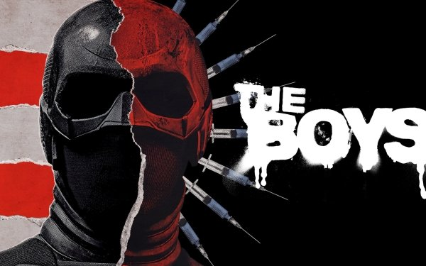 TV Show The Boys Black Noir HD Wallpaper   Background Image