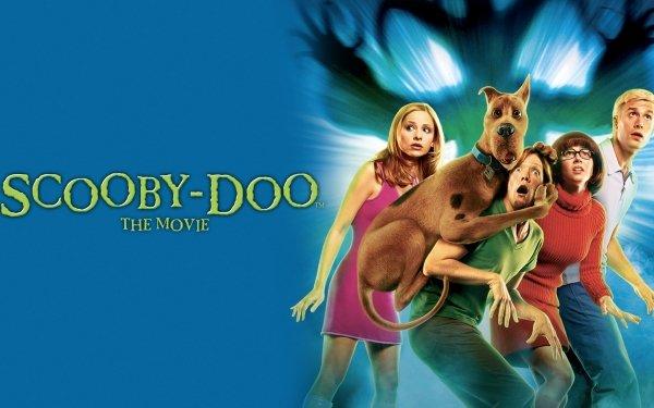 Movie Scooby-Doo Freddie Prinze Jr. Sarah Michelle Gellar Linda Cardellini Matthew Lillard HD Wallpaper   Background Image
