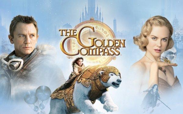 Movie The Golden Compass Nicole Kidman Daniel Craig HD Wallpaper | Background Image