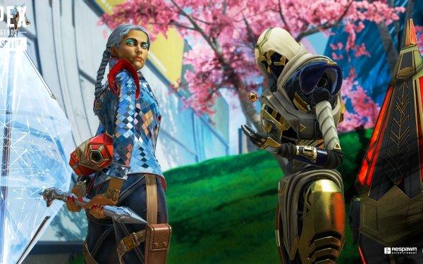Video Game Apex Legends Loba HD Wallpaper | Background Image