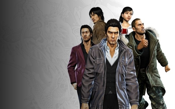 Video Game Yakuza 5 HD Wallpaper | Background Image
