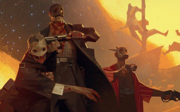 Video Game Deathloop HD Wallpaper | Background Image
