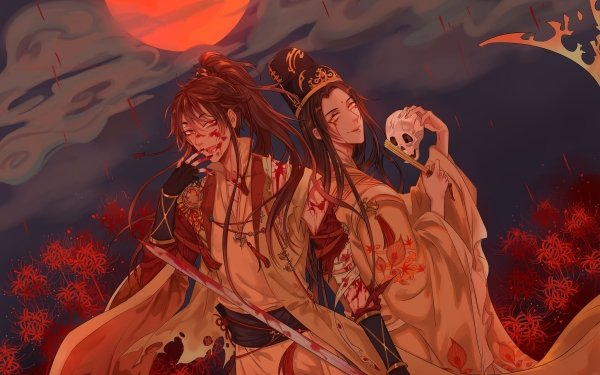 Anime Mo Dao Zu Shi Xue Yang Jin Guangyao HD Wallpaper   Background Image
