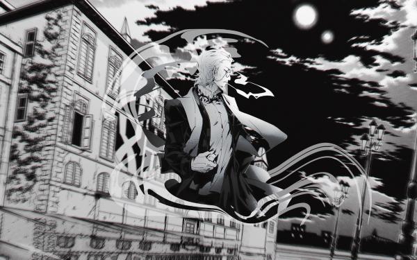 Anime Blue Exorcist Shiro Fujimoto HD Wallpaper | Background Image
