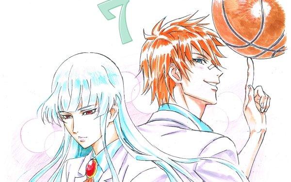 Anime Noblesse Han Shinwoo Seira J. Roiard HD Wallpaper | Background Image