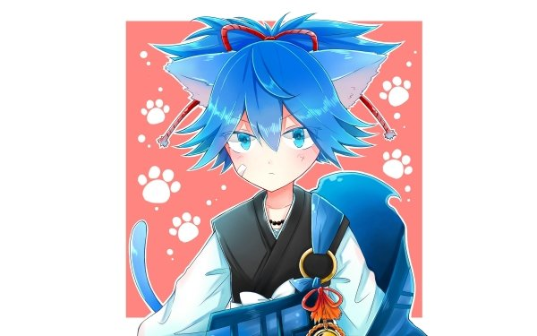 Anime Touken Ranbu Sayo Samonji HD Wallpaper | Background Image