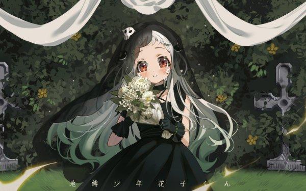 Anime Jibaku Shounen Hanako-kun Yashiro Nene Fondo de pantalla HD | Fondo de Escritorio
