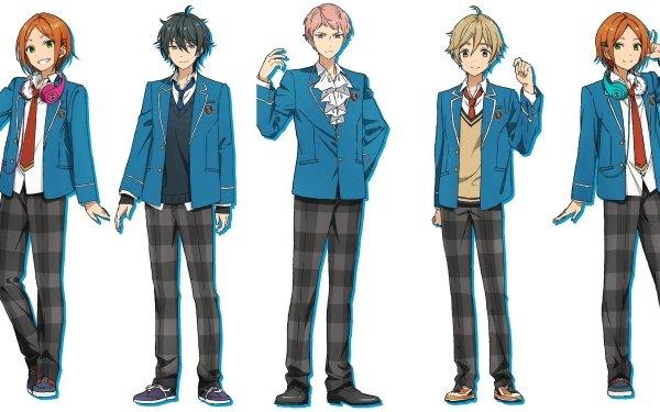 Anime Ensemble Stars HD Wallpaper   Background Image