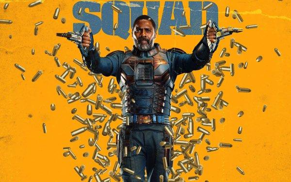 Movie The Suicide Squad Idris Elba Bloodsport HD Wallpaper | Background Image