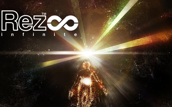 Video Game Rez Infinite HD Wallpaper   Background Image