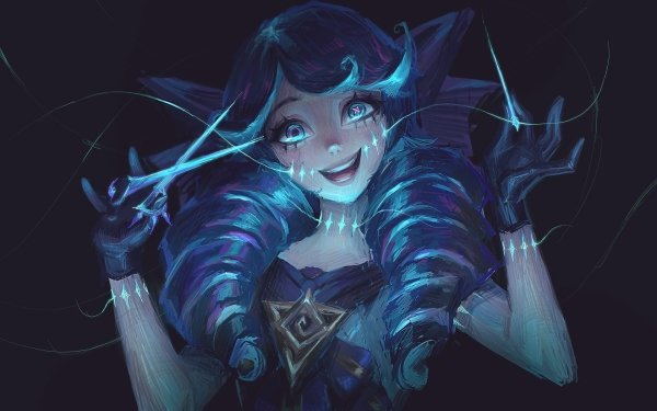 Video Game League Of Legends Gwen HD Wallpaper | Background Image