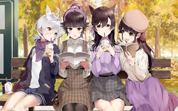 Anime Azur Lane Takao Atago Maya Choukai HD Wallpaper | Background Image