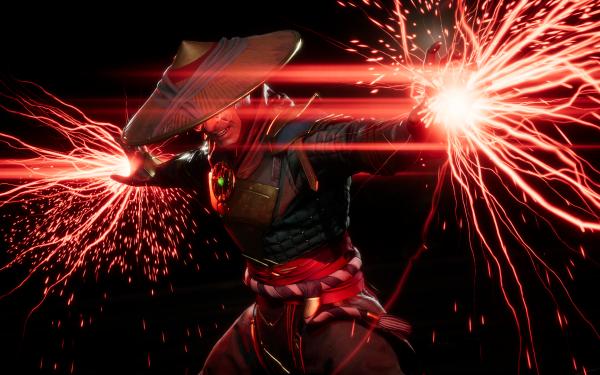 Video Game Mortal Kombat 11 Raiden HD Wallpaper | Background Image
