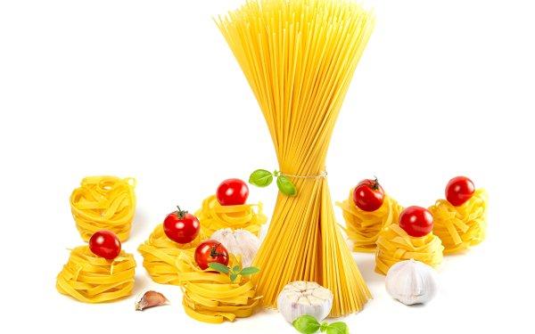 Food Pasta Tomato Spaghetti HD Wallpaper   Background Image