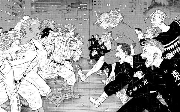 Anime Tokyo Revengers HD Wallpaper | Background Image
