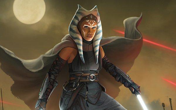 Sci Fi Star Wars Ahsoka Tano HD Wallpaper | Background Image