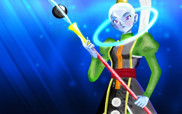 Anime Dragon Ball Super Dragon Ball Vados HD Wallpaper | Background Image