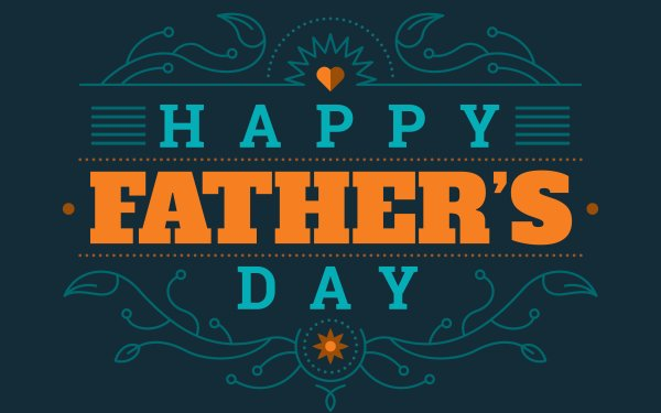 Holiday Father's Day Happy Father's Day HD Wallpaper   Background Image