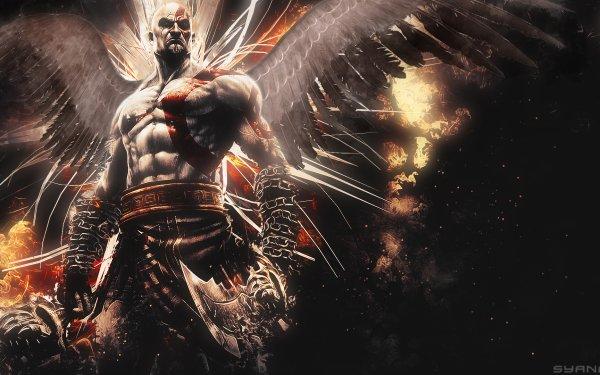 Video Game God Of War III God of War Kratos HD Wallpaper | Background Image