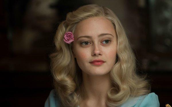Movie Miss Peregrine's Home for Peculiar Children Emma Bloom Ella Purnell Blonde HD Wallpaper | Background Image
