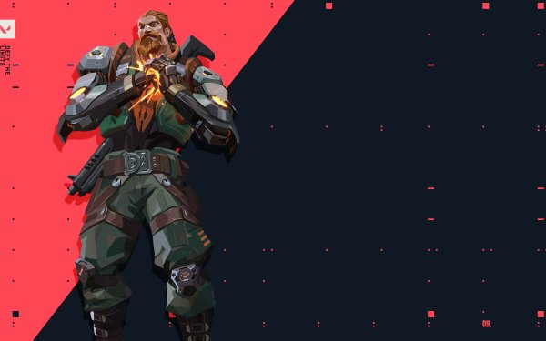 Video Game Valorant Breach HD Wallpaper   Background Image